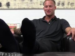Foot fucking males and anal foot fuck slave hard photo gay Dev Worships Jason