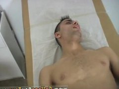 A male doctor jerking anal off fuck guys gay Flipping over on my tummy on the