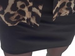 Under sex my skirt in xnxx stockings
