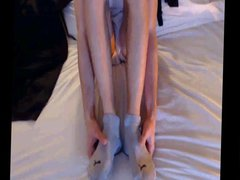 Sega sex e piedi in xnxx cam