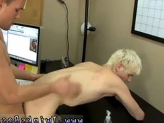 Red hair gay man anal Timo fuck Garrett takes a