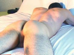 straight guys get massaged tube by galore a gay guy !