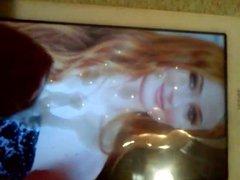 Cum tribute for Sophie tube Turner galore 3