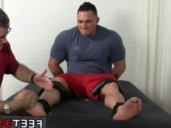 Gay sexy porn mexican male feet and hub big footed