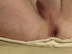 My soft cock and anal foreskin