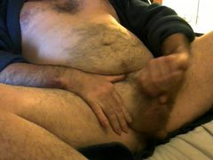 quick wank before going tube to galore work