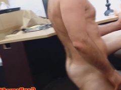 Pawnshop straighty porn dickriding pawnbroker