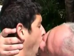 dads and sons fun anal at fuck the pool