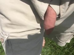 I love to swing anal my fuck dick in public