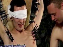 Bondage boys tubes gay anal Skinny fuck Slave Cums