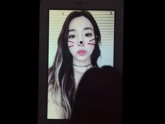 SNSD sex Tiffany Cum Tribute
