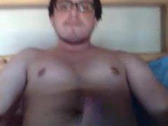 Nerd Hetero Caliente en anal Webcam