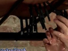 Bondage boy fucking gonzo hard and gay xxx twinks in bondage and chastity first