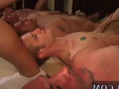 Gay frat boy facials anal and fuck nude hazing of men These pledges are getting