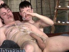Self bondage dress gonzo male gay Matt xxx Madison is prepped to make another men