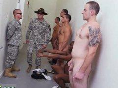Military men toilet gonzo and do military xxx guys masturbate gay Yes Drill
