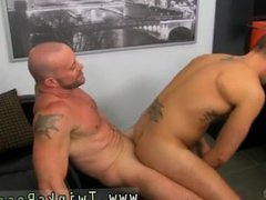 Aggressive very big dick anal gay fuck anal sex only and cute angle and old man
