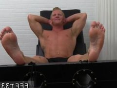 Young gay foot domination tube and galore images of young boys feet tied up Johnny