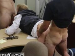 Men having straight gay anal sex fuck with a dildo up their ass Groom To Be, Gets