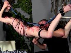 Xxx photos homosexual gonzo bondage and gay xxx bondage images The poor lad is