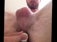 Fucking sex my ass with xnxx vibrator then suck it clean