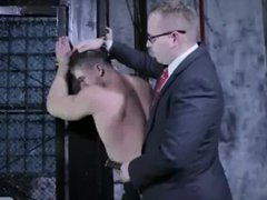 FLOGGING sex THE NEW MUSCLE xnxx SLAVE