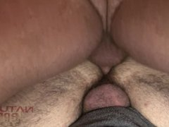 Hairy Hung Bearded Otter anal Flip fuck Fuck with Hairy Young Bear