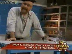 Cócegas no Panico gonzo na TV 2
