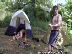 Gay public porn wanking Anal Sex In hub The Woods!