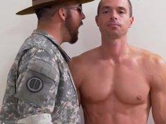 Hot military porn gay men huge cock hub sex movie