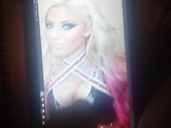Alexa Bliss cum gonzo tribute (requested)