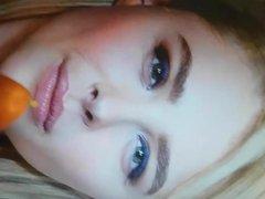 Chloe Grace Moretz cum anal tribute fuck 15