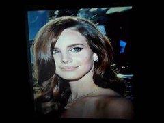 Lana del Rey Cum anal Tribute