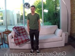 GayCastings Newcomer Jude gonzo Michaels fucked by xxx casting agent