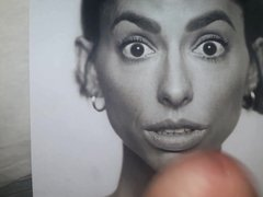 Facial Cum porn Tribute to Jade Catta-Preta
