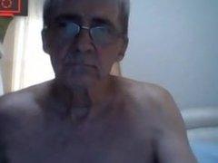 grandpa sex jerking off