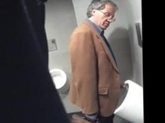 Old wanker in the tube cottage galore shows his big cock