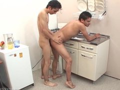 Twink Latinos Nelson gonzo and Xavier Bareback
