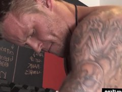 Brendan Phillips with Shawn tube Reeve galore at Train Me Part 3