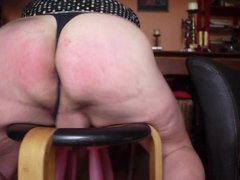 Punching fistfuck, spank and tube piss galore by the Mistress