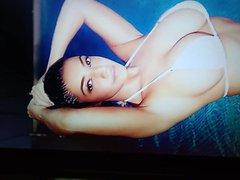 Moaning Cum Tribute #5 tube for galore Kajal Agarwal in pool