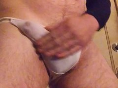 Cumming sex in my pantie xnxx again