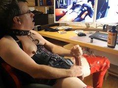 Poppers sex und Wichs geile xnxx CD Sissy-SAU melkt ihren Boy-Schwanz