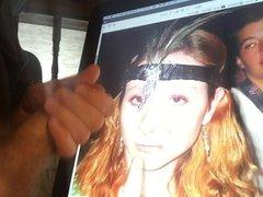 A facial porn for Fiona