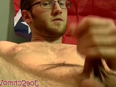 Amateur with glasses gonzo masturbates and sucked xxx by mature gay