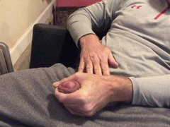 Foreskin sex Play and stretch