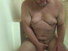 Cumming sex & Eating My xnxx Cum in the Shower