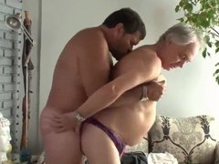 Grandpa want porn to be fucked by hub a daddy