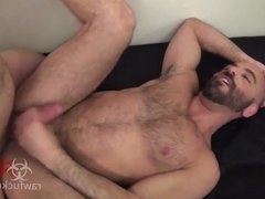 Adam Russo porn and Blue Bailey in hub the Raw Fuck Club