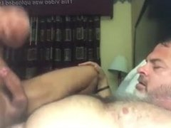 Dad and his boy anal having fuck fun